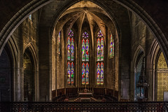 Altar (x1klima) Tags: capestang occitanie frankreich fr batis225 sonya7r ilce7r zeiss batisfe25mmf2 streetphotography streets streetview candid urbanity urban licht light lights lumière beautiful schön wundervoll awesome great perfect church kirche gottesdienst geistlichkeit christian ecclesiastical religious ecclesiastic sacred devout christen christus culture cultures jesus lord mystical mystik cathedral muenster minster dom dome achitectural architecture architektur building buildings