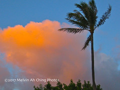 Ala Moana Sunset Cloud (macprohawaii) Tags: sunset honolulu hawaii alamoanabeachpark canona520