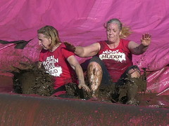 2017 Pretty Muddy (velton) Tags: scotland ayrshire cancer research race for life tough mudder mud charity fund raising
