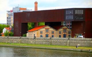 Oskar Schindler's Factory (Fabryka Schindlera), Krakow, Poland