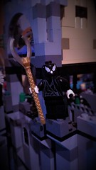 Matt Wagner's Grendel (Lord Allo) Tags: lego matt wagner grendel hunter rose comic
