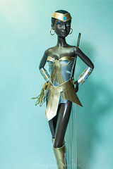 WONDER WOMAN NUBIA Golden Suit (@rafazapatta) Tags: aabarbie aadoll barbiedoll blackwonderwoman dceu mattel modelmuse nubia dccomics flocked leather mujermaravilla rafazapatta warrior wonderwoman