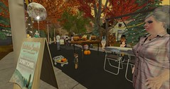 Bangerblossom Drive Block Party! (Rin Mirai) Tags: rc cluster secondlife