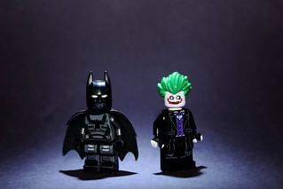 Tac-Bat & Joker