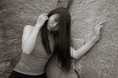 You got me babe, I got you (chinese johnny) Tags: portrait photoshoot portraitsession ambient beautiful beauty beautifulgirl chinese chinadoll canon7d chinagirl chinesegirl longhair hair bw blackandwhite emotive emotion intimate monochrome moody location lyrics tompetty rockinaroundwithyou artisawoman