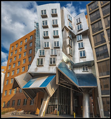 Ray and Maria Stata Center at MIT (Cambridge MA) (@CarShowShooter) Tags: cambridge cambridgeport geo:lat=4236175368 geo:lon=7109139472 geotagged massachusetts unitedstates usa adventure architecture art artwork bos boston bostonlandmark bostonma bostonmassachusetts building building32 cambridgema cambridgemassachusetts campus city cityofcambridge clouds cloudscape college commonwealth commonwealthofmassachusetts explore exploring frankgehry geometric ivyleague landmark lines lookingup mit ma massachusettsinstituteoftechnology newengland newenglandstate northamerica northeasternusa photoopportunity rayandmariastatacenter sculpture sky structure suffolkcounty summer2017 tourism touristattraction travel travelblogphoto travelphotography travelingadventures university vassarstreet windows worldadventures worldtravel