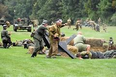 DSC_6734 (Mark Morello) Tags: collingsfoundation hudsonma battlefortheairfield encampment reenactment wwii worldwar2 german american british russian at6 pt17 texan stearman tanks german88 battle hudson massachusetts usa