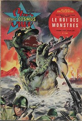 French Gorgo/Godzilla Magazine ( 1964 ) (Donald Deveau) Tags: gorgo godzilla magazine monstermovie monsters