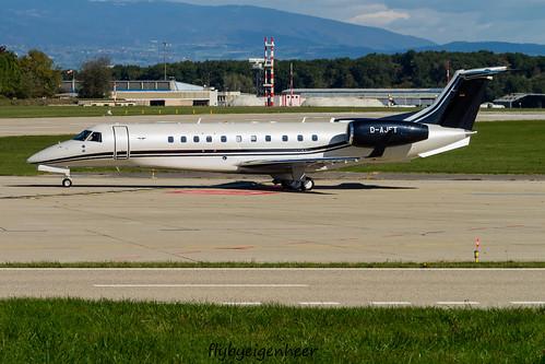 DAJET Embraer EMB 135BJ Legacy 650 E35L > AHO