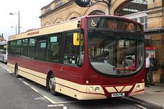 East Yorkshire Motor Services: 338 YX54FWL Volvo B7RLE/Wright Eclipse Urban (emdjt42) Tags: yx54fwl 338 eyms eastyorkshiremotorservices york volvo wright