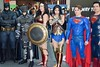 DSC_0375 (Randsom) Tags: newyorkcomiccon october7 2017 nycc nyc newyorkcity costume jacobjavits comic con convention cosplay dccomics dc superhero superman supermanfamily batman batmanfamily wonderwoman heroine superheroine justiceleague jla superboy group team duo javits october6