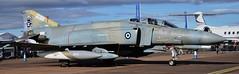 Mc Donnell Douglas F-4E Phantom II 01508 (Fleet flyer) Tags: greekairforce greece hellenicairforce πολεμικήαεροπορία polemikíaeroporía royalinternationalairtattoo riat gloucestershire raffairford mcdonnelldouglasf4ephantomii mcdonnelldouglasf4e f4ephantomii mcdonnelldouglas phantom spook doubleugly fighter mc donnell douglas f4e ii