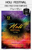 Holi Festival – Free Flyer PSD Template + Facebook Cover (elegantflyers@) Tags: club colorfestival colorful dj festival festivalofcolors festive hindu holicolors holifestival india music paint saturated splash free flyer poster