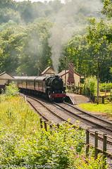 20170807-_CNH6960.jpg (bigbarney130) Tags: preserved staffordshire churnetvalleyrailway cvr consall historictransport train preservedsteam heritage 5197 steamtrain s160 nikond300 steam
