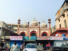 Once Upon a Fairy Tale... (Mayank Austen Soofi) Tags: once upon fairy tale lal masjid monument mosque kashmere gate