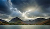 Let There Be Light (Rob..Hall) Tags: robhall squarephotography england uk lakedistrict buttermere lake landscape dramatic