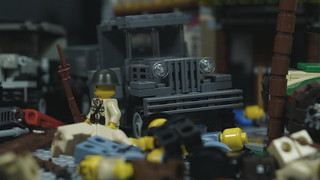 Lego After The Battle