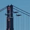 US Navy Blue Angels (Loic Severin) Tags: airshow aviation blueangels boeingfa18hornet fa18 fa18hornet fleetweeksf goldengatebridge navyblueangels sanfranciscofleetweek usnblueangels unitedstatesnavy sanfrancisco california unitedstates us