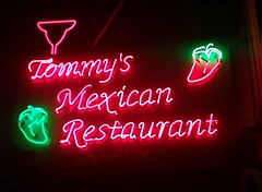 (sftrajan) Tags: neon sign restaurant night gearyboulevard sanfrancisco california outerrichmond therichmond ночь nacht notte noche noite