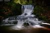 Wasserfall / Waterfall (R.O. - Fotografie) Tags: wasserfall waterfall wasser water natur nature stones steine rofotografie ndfilter langzeitbelichtung long exposure panasonic lumix dmcfz1000 dmc fz1000 fz 1000 silberbachtal longtime silberbach
