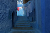 Chefchaouen... (Zé Eduardo...) Tags: morocco chefchaouen medina blue street city town africa stairs maroc
