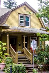 Her New House (Thomas Hawk) Tags: america belmont belmontarea oregon pdx portland usa unitedstates unitedstatesofamerica westcoast barnhouse us
