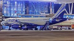 Indigo Airbus A320 VT-IDB Bangalore (BLR/VOBL) (Aiel) Tags: indigo airbus a320 vtidb bangalore bengaluru canon60d tamron70300vc