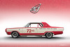 1 of 50 (DL_) Tags: vintage mopar racing dodge dart motorsport automotive transportation olympusomdem5mkii