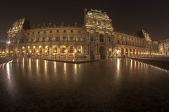 #177 (mariopolicorsi) Tags: mariopolicorsi canon eos 450d fisheye samyang 8mm night notte lungaesposizione parigi longeexposure paris france francia vacanza travel europa europe louvre museo museum riflesso simplysuperb city città photoshop