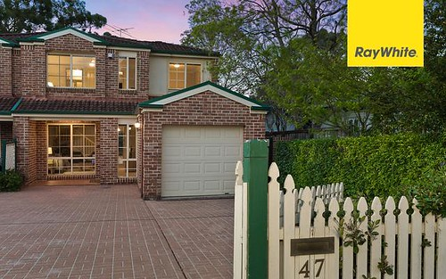 47 Willoughby St, Epping NSW 2121