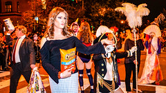 2017.10.24 Dupont Circle High Heel Race, Washington, DC USA 9952