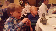 "Colton and Paul Play at the Rehearsal Dinner • <a style=""font-size:0.8em;"" href=""http://www.flickr.com/photos/109120354@N07/37900117946/"" target=""_blank"">View on Flickr</a>"
