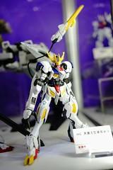 DSC01825~2 (pang yu liu) Tags: 2017 oct 10 十月 百貨公司 統一 時代 鋼彈 gundam 台北 taipei 東區 展覽 model 模型 toy 玩具 獵魔 barbatos