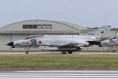 McDonnell-Douglas F-4EJ 97-8427 '427' 301 Hikotai (Mark McEwan) Tags: mcdonnelldouglas f4 f4ejkai phantom 978427 301hikotai hyakuri ibaraki japanairselfdefenseforce jasdf japan aviation aircraft airplane airdefence fighter spook military