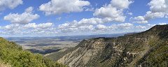View from Mesa-Verde  / Colorado (Udo S) Tags: landscape usa amerika nationalpark hiking wandern vacation urlaub colorado