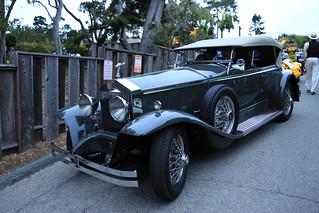 Rolls-Royce Phantom I Brewster Ascot Tourer 1929 1