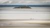 Traverse - 1 (Boudewijn Vermeulen ) Tags: frankrijk holiday montstmichel normandië normandy travel clouds cloudy coast fog mood ocean publ sea unesco vakantie wadlopen water