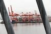 Contained (Bucky-D) Tags: coalharbor fz1000 vancouver panasoniclumixdmcfz1000 britishcolumbia canada container crane shipyard