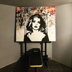 31/10/17 - Debbie. By Surrey. (ordinarynomore) Tags: thedungeon number56 talented ubertalented talentedasfuck bysurrey artist art debbieharry