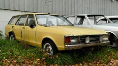 Ford Consul Turnier (vwcorrado89) Tags: ford consul turnier granada mki mk1 mk 1 i station wagon estate kombi stationwagon rust rusty abandoned old car