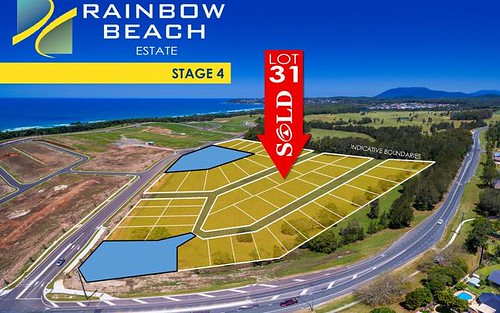 Lot 31 Rainbow Beach Estate, Lake Cathie NSW