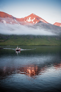 Siglufjordur. Iceland