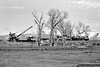 New Ties on the Provo River Bridge (jamesbelmont) Tags: railroad railway locomotive train bridge charleston utah shay crane hebercreeper wasatchmountainrailway