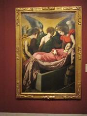 Zurburan, The Entombment of Saint Catherine of Alexandria (hartjeff12) Tags: kansascity missouri nelsonatkins zurburan