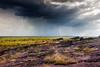 Stone Country Storm (Louise Denton) Tags: kakadu darwin nt northernterritory stone rock escarpment arnhemland outback explore walk hike nature bush storm sunset lightning light cloud