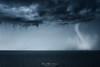 Armagedoon (Mimadeo) Tags: tornado hurricane dramatic sea disaster wind storm sky nature weather dark stormy danger power cloud cloudscape cyclone funnel windy windstorm seascape armageddon apocalypse catastrophe water ocean rain