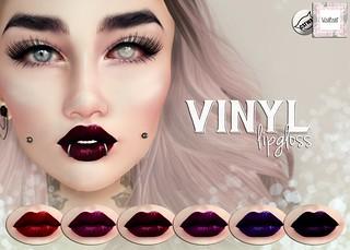 WarPaint* @ AnyBODY - Vinyl lipgloss