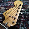 Squier Super-Sonic (shortscale) Tags: guitar squier supersonic