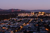 View from Tank Hill at dawn (IV) (obiwan-carter-71) Tags: sanfrancisco tankhill skyline crépuscule cityscape goldengatebridge bayarea marinheadlands dawn aube