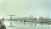 Fog of Winter. (Alex-de-Haas) Tags: smorgens 50mm d5 hdr january nederland nederlands netherlands nikkor nikkor50mm nikon nikond5 noordholland noordhollandschkanaal thenetherlands westfriesland bevroren canal cold daglicht daylight fog foggy freezing frozen handheld haze hazy highdynamicrange januari kanaal kou koud landscape landschap licht light mist misty morning nevel nevelig ochtend vrieskou water winter